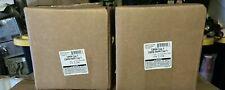Lot Of 2 Genuine Msa 10046570 Cbrn Papr Cap 1 Millennium Gas Mask Filter