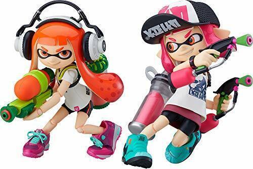 Good Smile Company figma  400-DX Splatoon Girl  DX Edition Figure nouvelle du Japon  économiser 35% - 70% de réduction