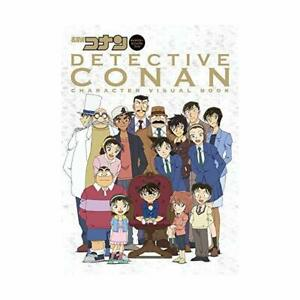 Detective-Conan-character-Visual-Book-original-collection-Illustrated-book