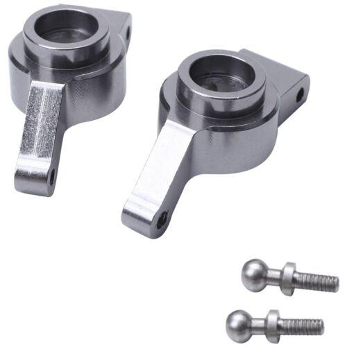 2 Pcs Upgrade Metal Rear Wheel Hub for WLtoys A959-B A969 A979 K929 RC C W6G5 1X