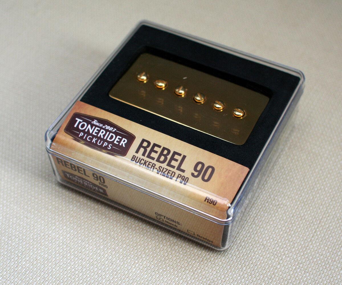 Tonerider R90B Rebel 90 Bridge - Gold