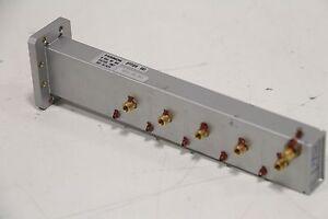 Harris-FARINON-6GHz-RF-WG-Filter-XMT-081-107633-6585-00MHz-Option-1
