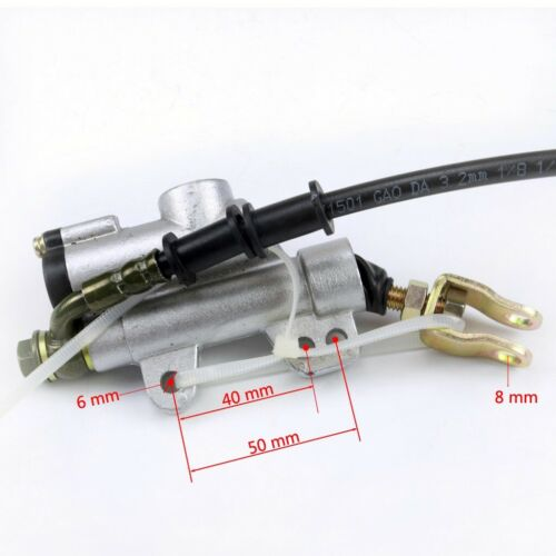 Go Kart Rear Axle Kit Brake Hub Disc Rotor #35 Chain Sproket Drift Trike Cart
