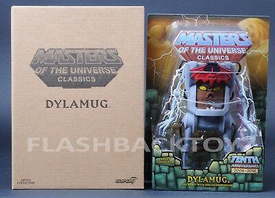 Masters of the Universe SUPER 7 MOTU Classics DYLAMUG ---Read Listing