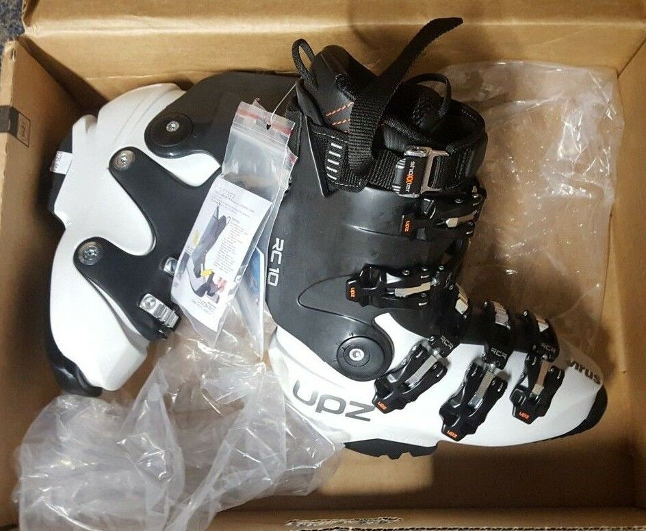 NEW UPZ VIRUS RC10 ALPINE  SNOWBOARD HARD BOOT MONDO SZ 23  there are more brands of high-quality goods