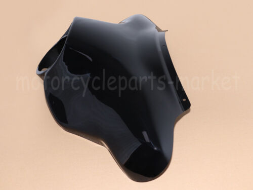 Gloss Black Front Batwing Outer Fairing For Harley Davidson Touring 1996-2013