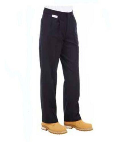 Protal Protex Workwear IGNIFUGA//anti-statico Pantaloni Da Lavoro Pantaloni Blu Scuro FRA214H