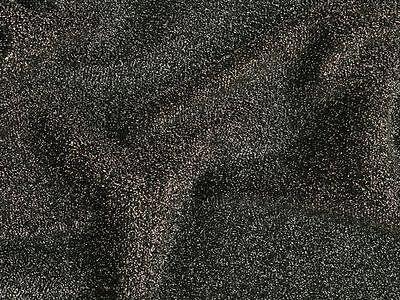 Neu ! H/W Lurex Strick, schwarz-silber oder schwarz-türkis, 150cm breit