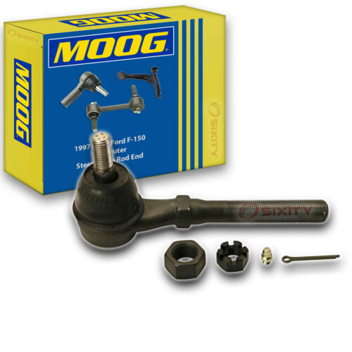 MOOG Left Outer Steering Tie Rod End for 1997-2003 Ford F-150 Assembly xx