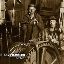 BODYKOMPLEX Karma CD Digipack 2015