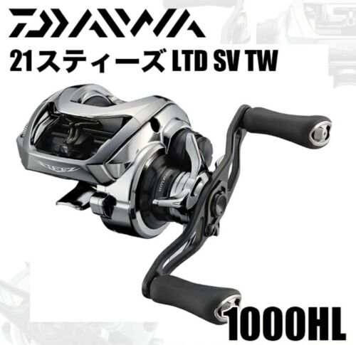 Daiwa Bait Reel 21 Steez Limited SV TW 1000HL Left Handle From Japan /'21 NEW
