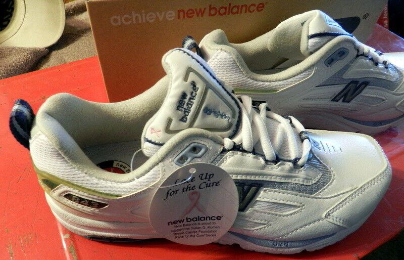 Womens New Balance 842 Walking Shoe Shoe Size 9 B Medium WW842WG