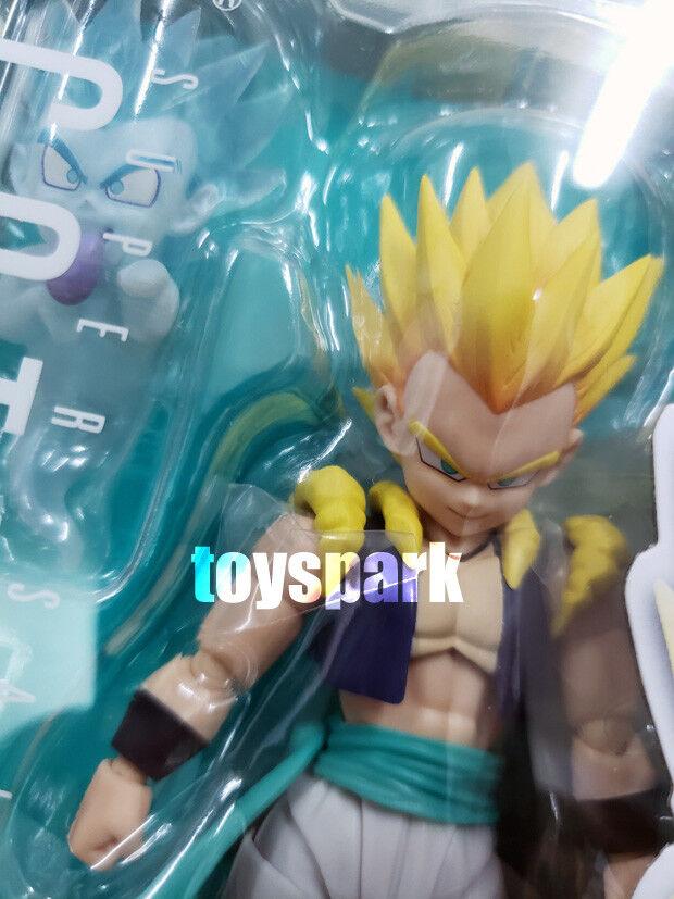 Bandai S.H. Figuarts Dragonball Z kai SUPER SAIYAN GOTENKS action figure