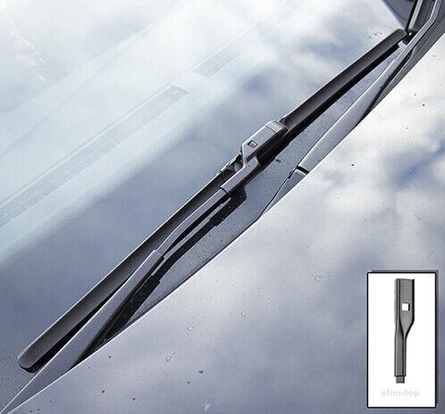 """VW Jetta 2011-Onwards Aeroflat Windscreen Wiper Blades 24/'/'18/""""ST"""