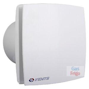Aspiratore bagno estrattore aria cieco ventola cucina bagno a parete dn 100 mm ebay - Estrattore bagno vortice ...