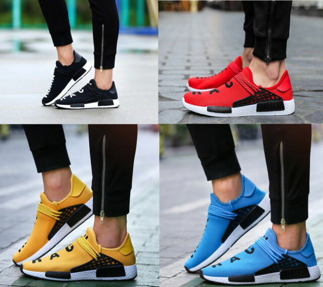 finest selection f229b da45e Human Race Sneakers Men's Casual Walking Running Gym Trainers UK Shoes  3.5-11.5
