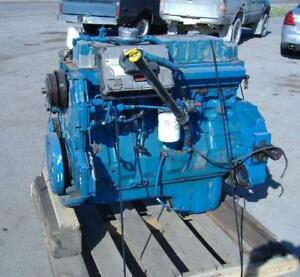 1998-International-DT-466E-Diesel-Engine-All-Complete-and-Run-Tested