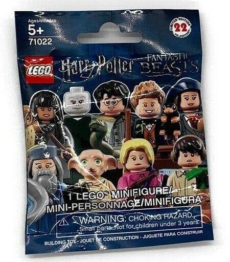 LEGO 71022 Harry Potter Fantastic Beasts HERMIONE GRANGER NEW SEALED UNOPENED