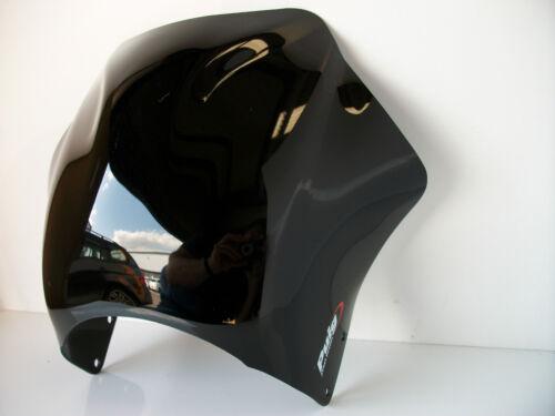 PUIG STREETFIGHTER MOTORCYCLE BLACK SCREEN HORNET BANDIT ER5 CB GS CBF XJR GSF