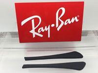 Authentic Rayban Ear Socks/ Temple Tips For Eye Glasses Rb 6337 Black