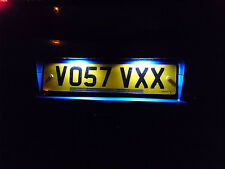 Focus MK2 RS ST Number Plate Lights - Bright White LED SMD Canbus - Fast Post