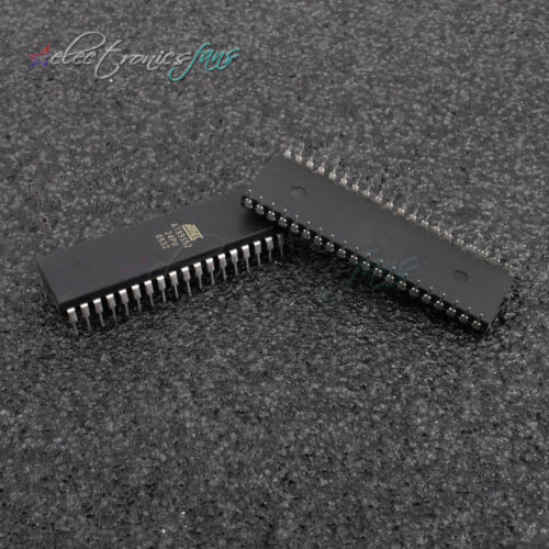 1PCS AT89S52-24PU DIP-40 AT89S52-24 AT89S52 Microcontroller ATMEL A2TD