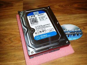 Windows 7 Home Premium 64 NEW 1TB SATA Hard Drive for HP Pavilion P6-2114