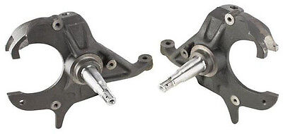 """NEW 1979-1987 GM 2"""" DROP SPINDLES,STEERING KNUCKLES,A G-BODY,CHEVY,82-97 S10 S15"""