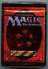Magic The Gathering 4th Edition 60 Card English Factory Starter Deck
