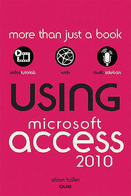 Using Microsoft Access 2010-ExLibrary