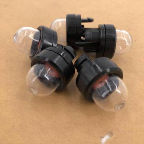 2PCS Snap in Primer Fuel Petrol Bulb Pump for Ryobi WALBRO HUSQVARNA Titan FACX