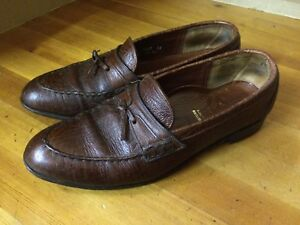 antelope leather Canada loafers slip