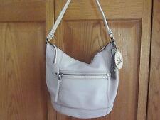 The Sak Sequoia Stone Soft Leather Shoulder Bag 1 Strap Bag! Really Nice!