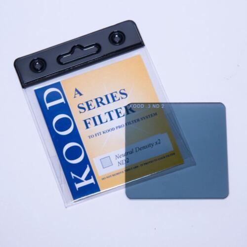 Kood una serie Nd2 de densidad neutra filtro ajusta Cokin un sistema de nd 2
