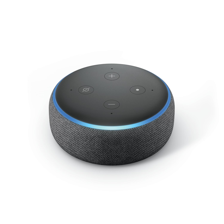 Amazon Echo Dot (3. Generation) Sprachgesteuerter Smart Assistant mit Alexa NEU