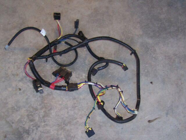 john deere x300 wiring harness am138545 gg1 ebay rh ebay com