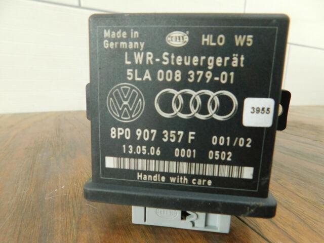 Audi A3 8P A4 8E B6 B7 VW Scirocco III Lwr Unidad de Control 8P0907357F Original