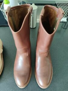 Red Wing 1155 Pecos Boots 8E