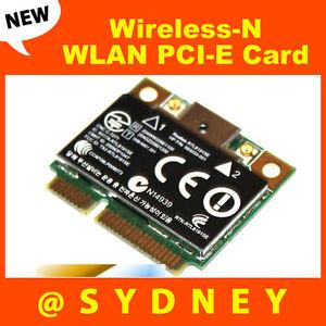 Details about Realtek RTL8191SE Wireless N 802 11N Half-Mini PCI-E WIFI  WLAN Card #593533-001