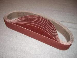 "60 Pieces 1 1/2 Inch X 30"" aluminum Belt Metabo hardin Pipe tube Polisher sander"