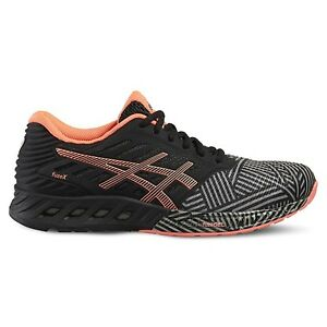 f884ee96e370 Image is loading Asics-Fuzex-Women-039-s-Running-Shoes-Black-