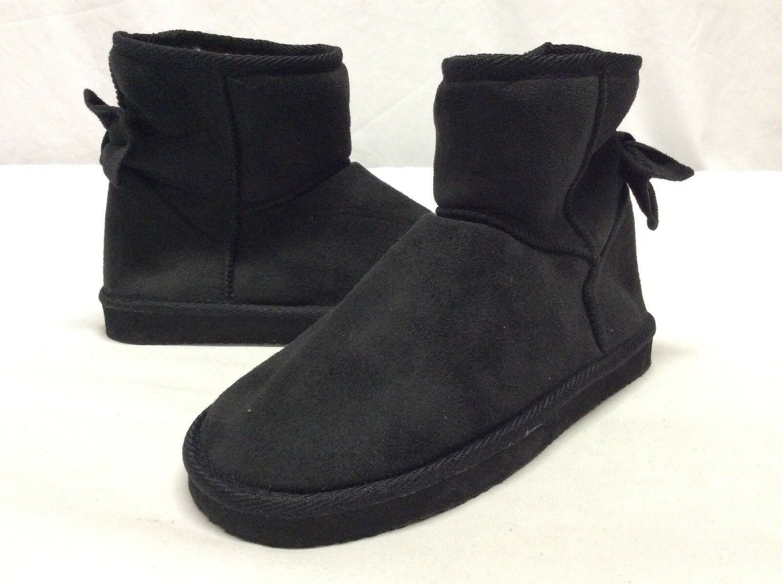 Clabel CUPCAKE Women's Winter Slipper Boots, 341 Retail.Black,Size US 5.5 ..Bot1