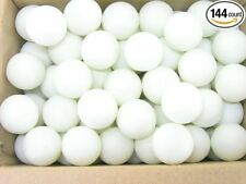 Practice Ping Pong Beer Balls Pack of 144 Balls Table Tennis New Free Shipping