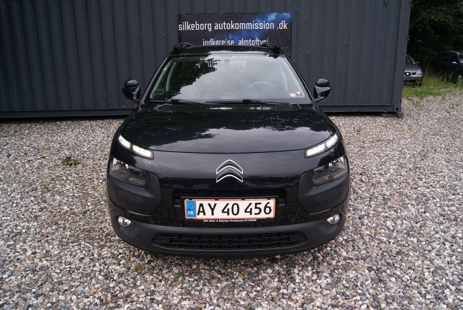Citroën C4 Cactus 1,2 PureTech 82 Feel ETG 5d - 90.000 kr.