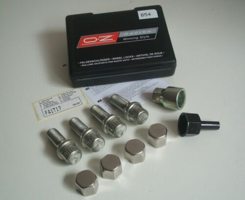 OZ Felgenschloss M14 x 1,5 x 25mm Kegelbund 60° SW17  B63