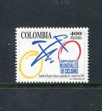 Colombia 1117, MNH,  Bogota to Boyaca World Cicling Championship 1995. x23486