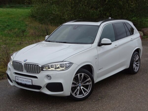BMW X5 3,0 xDrive40d aut. - billede 1