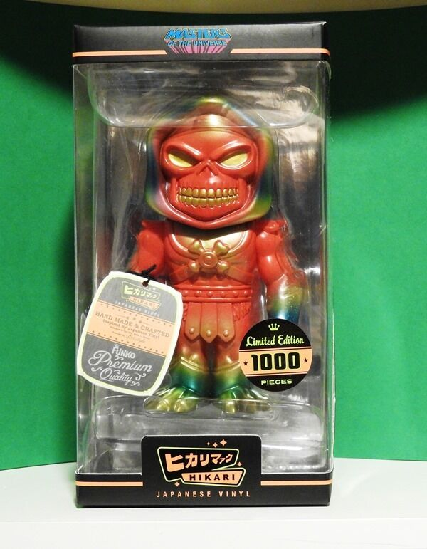 Funko Hikari: Masters of the Universe - Mythos Skeletor  Limited Edition 1/1000