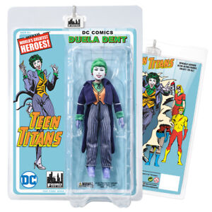 Teen-Titans-6-Inch-Action-Figures-Series-Duela-Dent