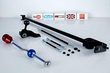 Gear enlace vinculación Rod Kit 6 Piezas Peugeot 206 1.1 1.4. 1.6 2.0 Palanca Cambiador Bar Nueva